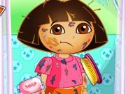 Online igrica Messy Dora