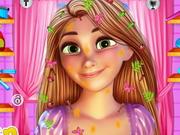 Messy Princess Rapunzel