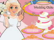 Mia Cooking Wedding Cake