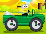 Minion Araba Yarışı