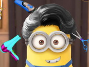 Online game Minion Hair Salon