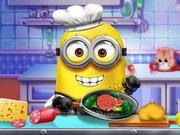 Minion Mutfakta
