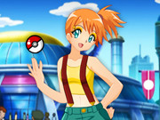 Misty's Pokemon Make Up