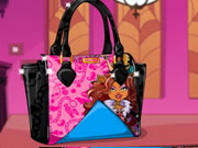 Igrica za decu Monster High Handbag Design