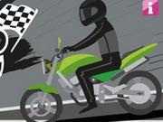 Motoros száguldás