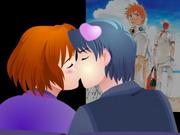 Kissing games boobs Boy kiss