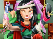 Online game Mulan Hospital Recovery