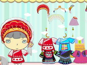 Online game National Costume Dress Up