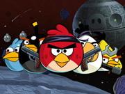 Naughty Angry Birds