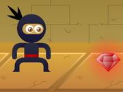 Online game Ninja Hop