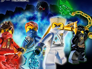 Online game Ninjago Rise of the Nindroids