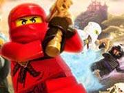 Online game Ninjago Secret Key