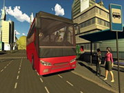 Offroad Passenger Bus Simulator: City Coach Simulator