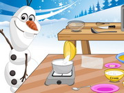Online igrica Olaf Coconut Cream Pie free for kids