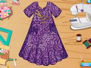 Online igrica Old Dress Makeover
