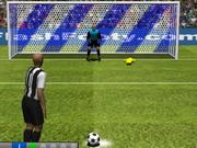 Online igrica Penalty Fever 3d Brazil
