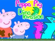 Pepa malacéknál dinó invázió