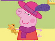 Online game Peppa Pig Dress Up