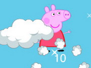 Online game Peppa Pig Jumping