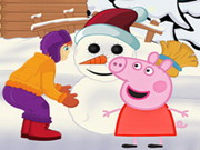 Online igrica Peppa Pig Winter Childhood