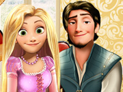 Online game Perfect date at Fynsys Rapunzel and Flynn