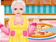 Nagymama pizzája