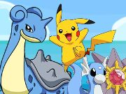 Online igrica Pokemon Sea War