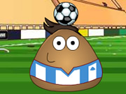 Online igrica Pou Juggling Football