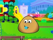 Online igrica Pou Kindergarten