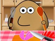 Online game Pou Master Chef