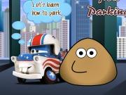 Online igrica Pou Parking free for kids