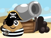 Online igrica Pou Pirate Shot
