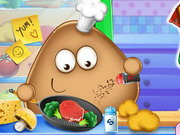 Online igrica Pou Real Cooking