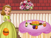 Online igrica Princess Amber Easter Party Decor