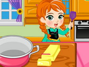 Online game Princess Anna Easter Treats