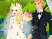 Online igrica Princess Barbie Vintage Wedding