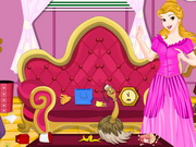 Princess Belle Room Cleaning