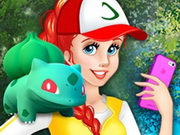 Princess Pokemon Trainer