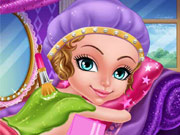 Online game Princess Spa And Dress Up