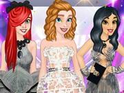 Princesses At Paris Fashion Week