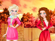 Princesses Autumn Trends