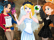 Princesses Masquerade Trial