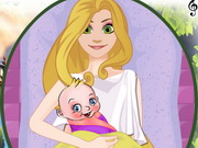 Online igrica Rapunzel Birth Surgery