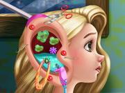 Online igrica Rapunzel Ear Doctor