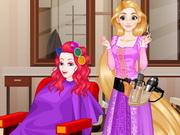Rapunzel Hair Stylist