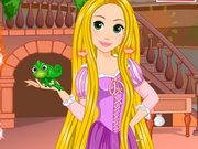 Online game Rapunzel haircuts Design