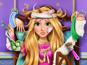 Online game Rapunzel Hospital Recovery