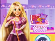 Rapunzel Housekeeping Day