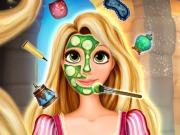 Online igrica Rapunzel Makeover