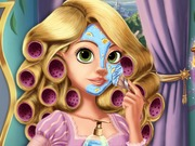 Online game Rapunzel Real Makeover
